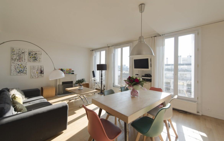 Appartement De 3 Pieces A Boulogne Billancourt Clayimmo