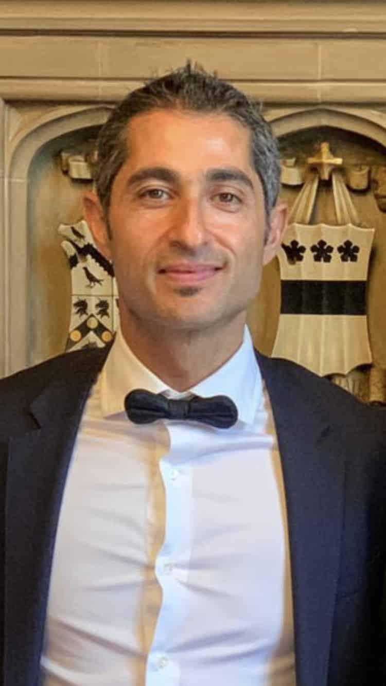 Reza Nakhai